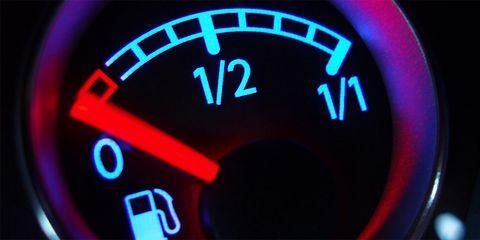 Red, Speedometer, Gauge, Colorfulness, Carmine, Orange, Electric blue, Measuring instrument, Circle, Neon,