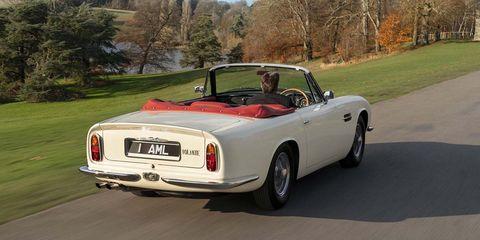Land vehicle, Vehicle, Car, Convertible, Classic car, Coupé, Sedan, Sports car, Aston martin db6,