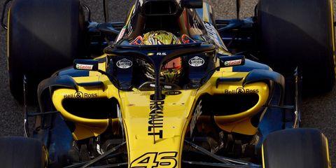 Land vehicle, Vehicle, Formula libre, Car, Race car, Yellow, Formula one car, Automotive exterior, Sports car, Sports prototype,