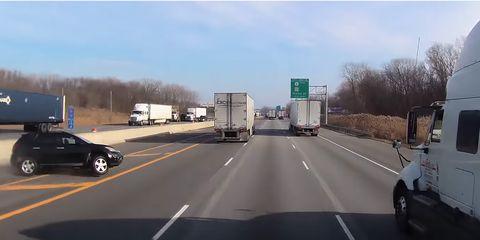 Road, Highway, Freeway, Lane, Transport, Mode of transport, Motor vehicle, Asphalt, Infrastructure, Thoroughfare,