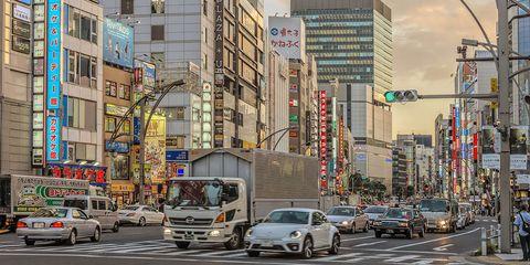 Urban area, Metropolitan area, Vehicle, City, Downtown, Metropolis, Car, Human settlement, Mode of transport, Neighbourhood,