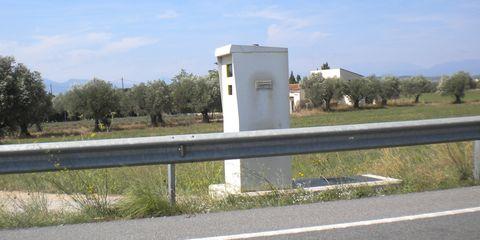 Road, Plant, Infrastructure, Road surface, Asphalt, Land lot, Public space, Guard rail, Thoroughfare, Plain,
