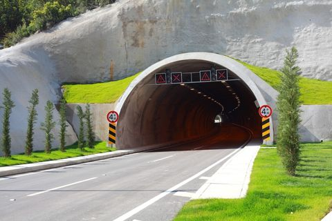 Tunnel, Road, Subway, Infrastructure, Arch, Architecture, Thoroughfare, Fixed link, Mountain pass, Nonbuilding structure,