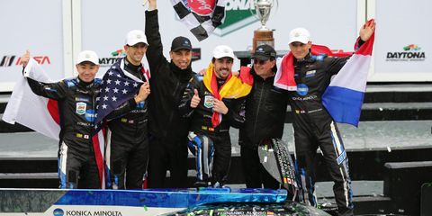 Alonso gana las 24H de Daytona 2019