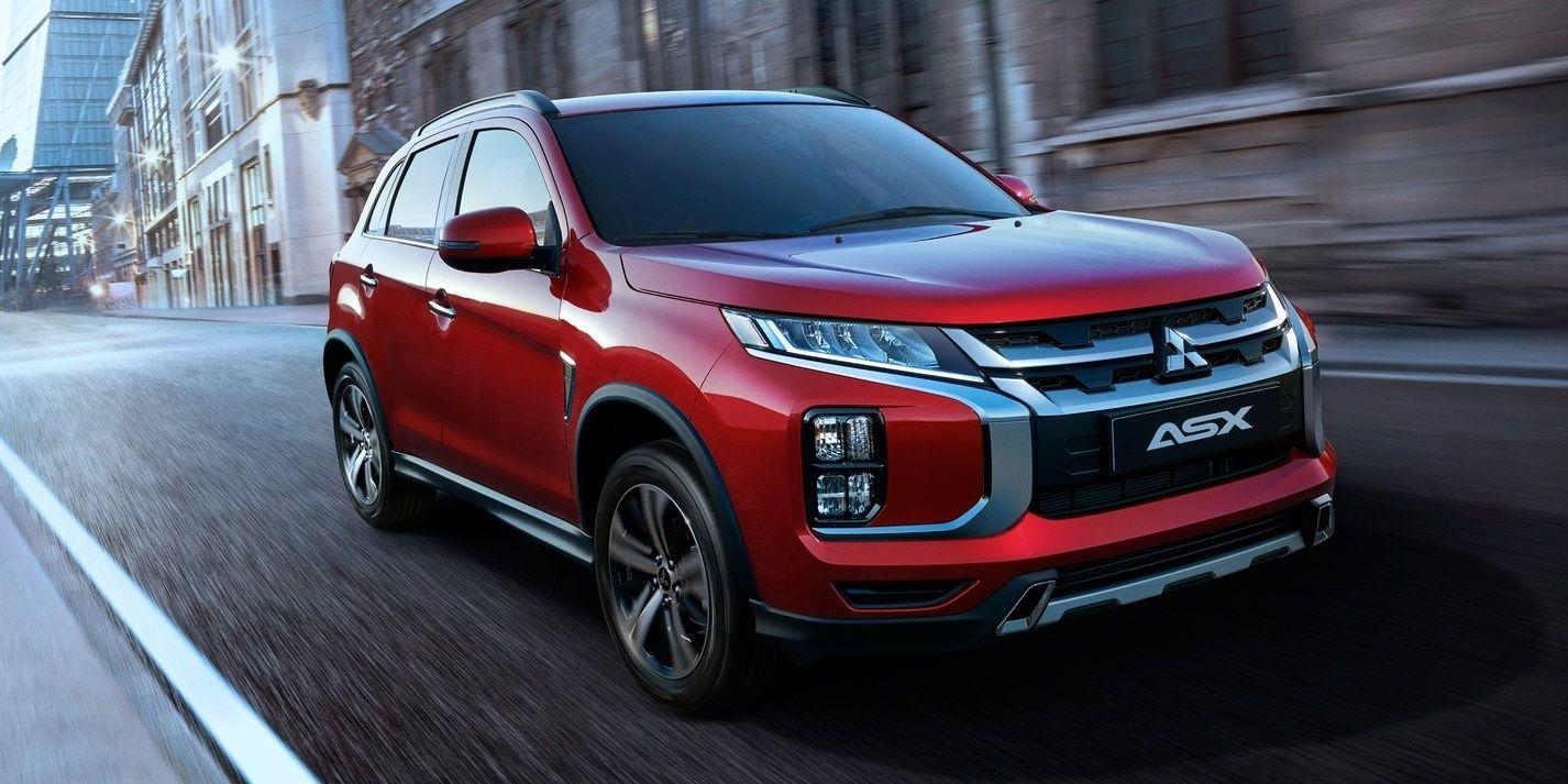 2020 Mitsubishi Asx Prices