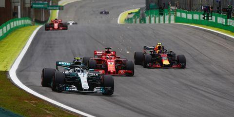 Land vehicle, Formula one, Vehicle, Race car, Sports, Racing, Open-wheel car, Motorsport, Formula one car, Formula racing,
