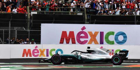Gp F1 Calendario 2020.El Gp De Mexico Pierde El Derecho A Estar En El Calendario