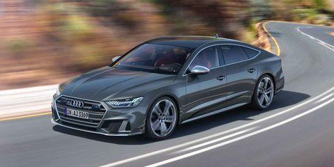 Land vehicle, Vehicle, Car, Audi, Executive car, Automotive design, Personal luxury car, Audi a6, Mid-size car, Family car,