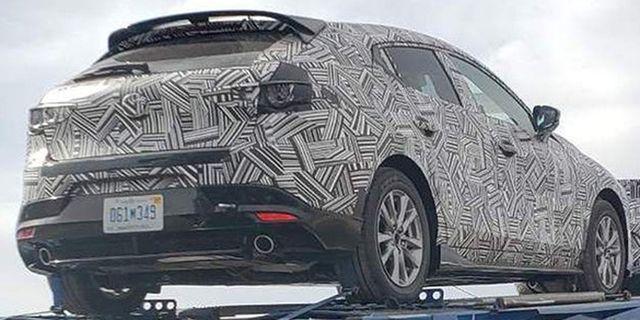 Mazda 3 mps 2020