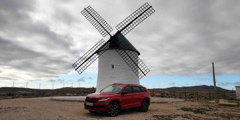 Car, Vehicle, Windmill, Automotive design, Wheel, Audi, Sport utility vehicle, Luxury vehicle, Wind turbine, Automotive wheel system,