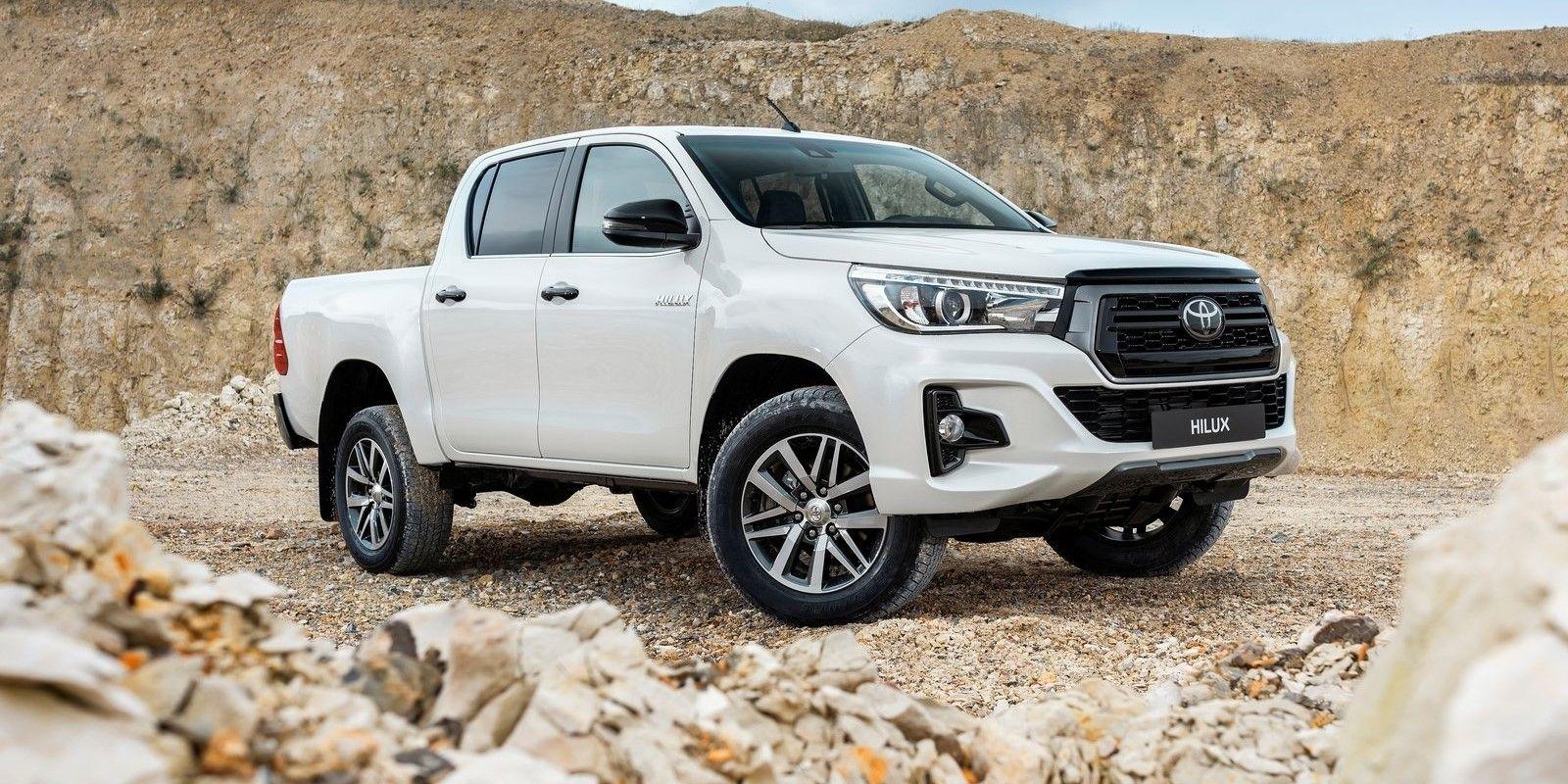 Toyota Hilux Special Edition 2019: Toque de exclusividad