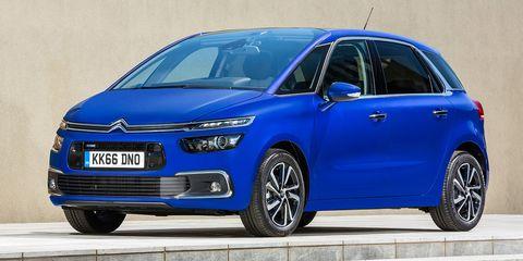 Land vehicle, Vehicle, Car, Hatchback, Compact car, Minivan, City car, Citroën c4, Compact mpv, Subcompact car,