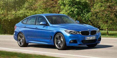Land vehicle, Vehicle, Car, Personal luxury car, Bmw 3 series gran turismo, Bmw, Performance car, Motor vehicle, Coupé, Sedan,