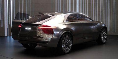 Land vehicle, Vehicle, Car, Automotive design, Concept car, Luxury vehicle, Mid-size car, Auto show, Compact car, Executive car,