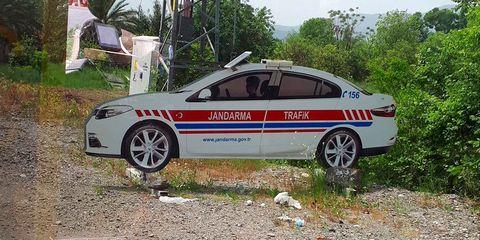 Land vehicle, Vehicle, Car, Police car, Law enforcement, Police, Sedan, Full-size car, Family car, Compact car,