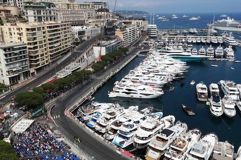 Water transportation, Marina, Harbor, Boat, Port, Vehicle, Urban area, City, Dock, Aerial photography,