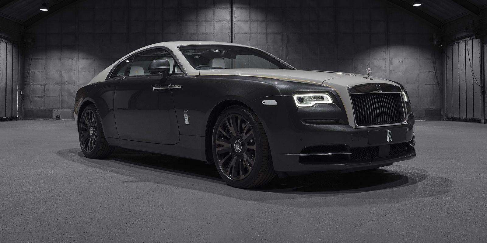 Rolls Royce Wraith Eagle Viii Homenaje