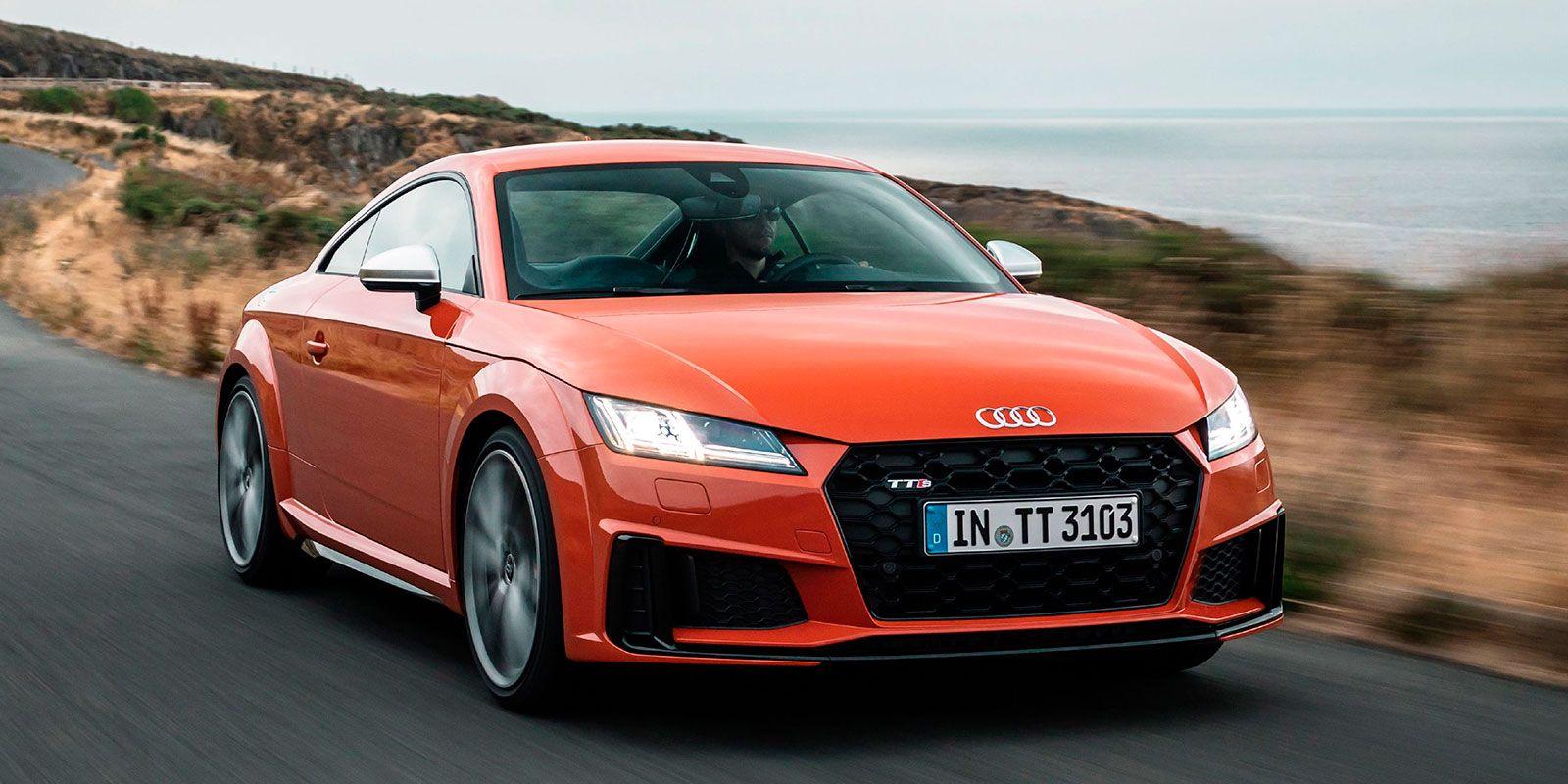 2021 Audi Tt Rs Overview