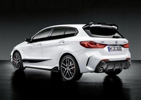 BMW Serie 1 -  Performance parts