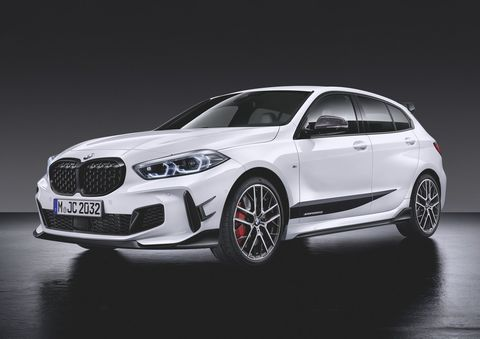 BMW Serie 1 - Peformance parts