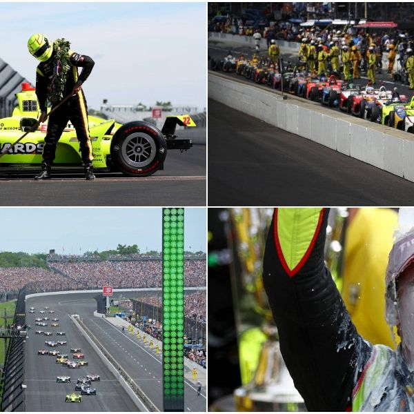 Vehicle, Road racing, Helmet, Race track, Motorsport, Racing, Asphalt, Headgear, Race car, Car,