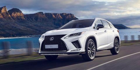 Land vehicle, Vehicle, Car, Lexus, Lexus rx hybrid, Automotive design, Mid-size car, Motor vehicle, Sport utility vehicle, Lexus rx,