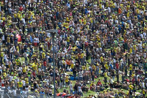 Crowd, People, Fan, Audience, Product, Stadium, Sport venue, Event, Photography, Competition event,