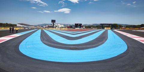 Sport venue, Race track, Sky, Asphalt, Architecture, Leisure, World, City,