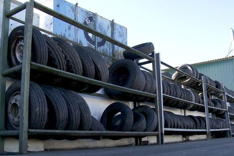 Iron, Automotive tire, Pipe, Metal, Steel, Composite material, Building material, Concrete, Synthetic rubber, Gas,