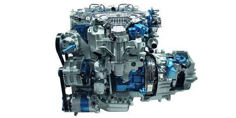 Blue, Machine, Auto part, Engineering, Space, Electric blue, Engine, Automotive engine part, Plastic, Automotive super charger part,
