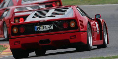 Mode of transport, Automotive design, Vehicle, Automotive exterior, Red, Car, Sports car, Supercar, Race car, Plain,