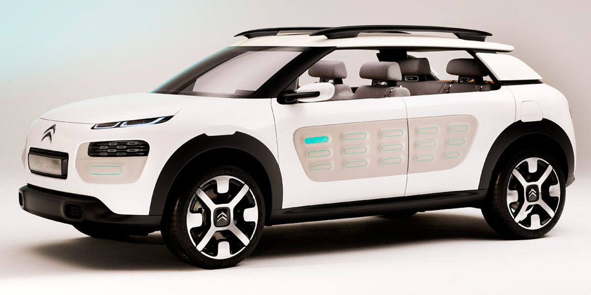 Al Salón Cactus Desierto ConceptDel Citroën 5L4jAR