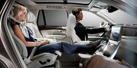 Motor vehicle, Transport, Comfort, Passenger, Sitting, Vehicle door, Car seat, Luxury vehicle, Aviation, Head restraint,