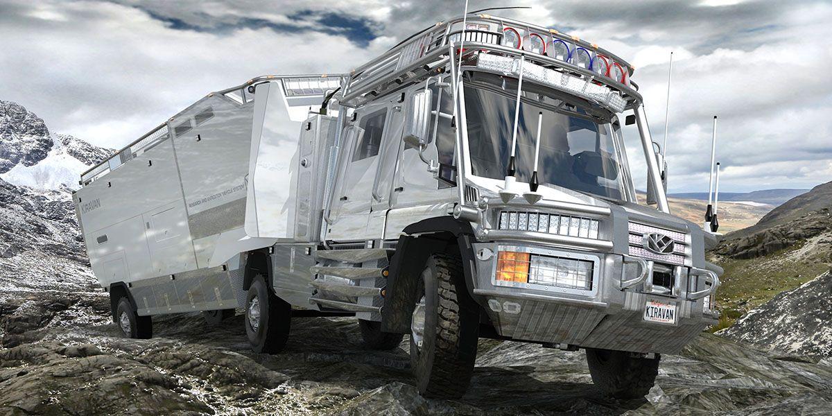Las 10 Caravanas Mas Extremas Del Mundo