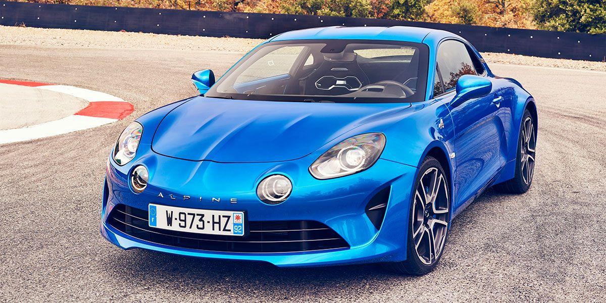 Alpine y Lotus se unen para desarrollar el sustituto eléctrico del A110 - Car and Driver