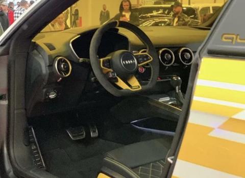 Audi Tt Safari Para No Pasar Desapercibido En Worthersee Gti 2019