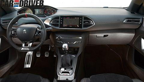 671f88da16b El 308 da la razón a Peugeot de que no hace falta cambiar algo que ya  funciona. Se muestra mucho más estable y tiene una motricidad  sobresaliente, ...