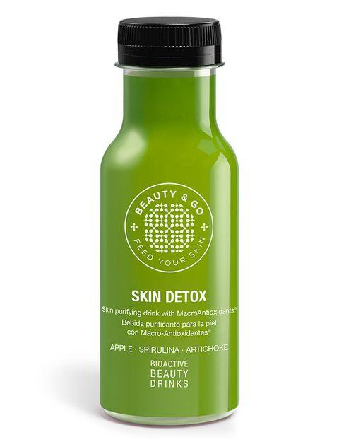 Green, Bottle, Vegetable juice, Drink, Water bottle, Plant, Plastic bottle, Juice,