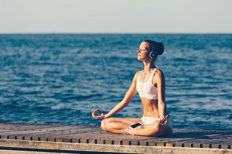 Apps\' que te enseñan a meditar