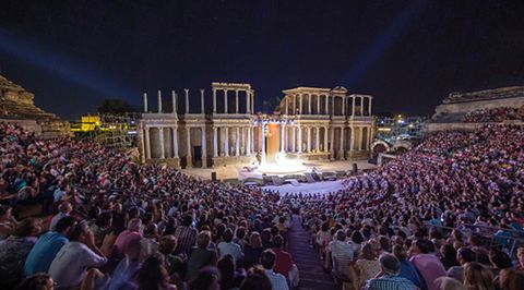 Crowd, Stage, Performance, Event, Audience, City, Concert, Theatre, Performing arts, Performing arts center,