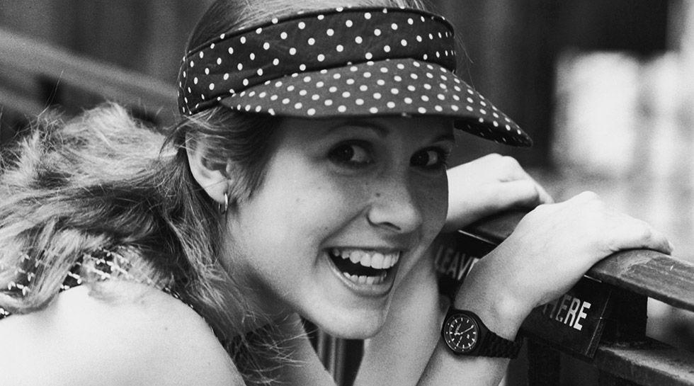 Las Mejores Frases Feministas Que Nos Deja Carrie Fisher