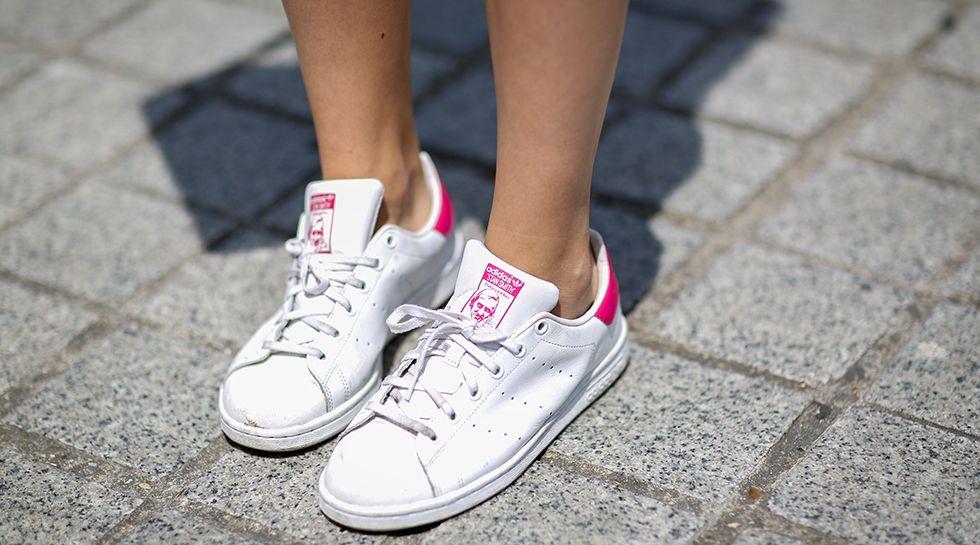 Zapatillas blancas para vestir