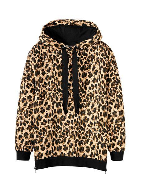 Clothing, Outerwear, Hood, Sleeve, Jacket, Yellow, Zipper, Hoodie, Fur, Beige,