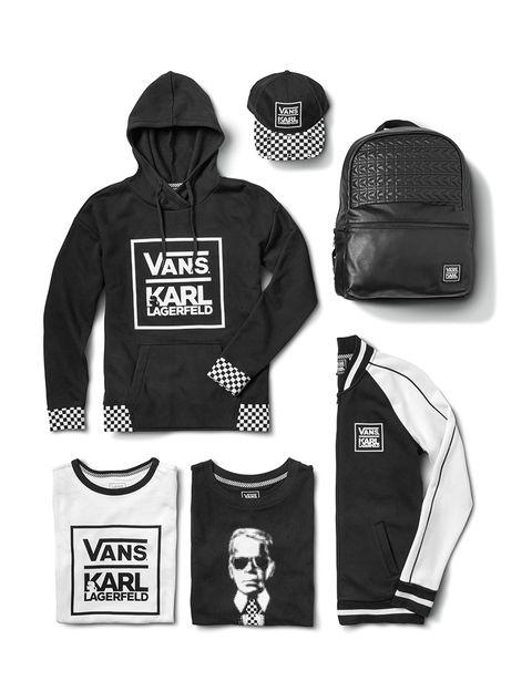 Karl Lagerfeld diseña una colección para Vans 9cb33dd520f