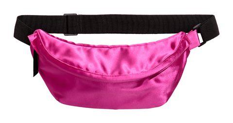 Pink, Bag, Clothing, Magenta, Briefs, Undergarment, Swimsuit bottom, Satin, Waist, Fashion accessory,