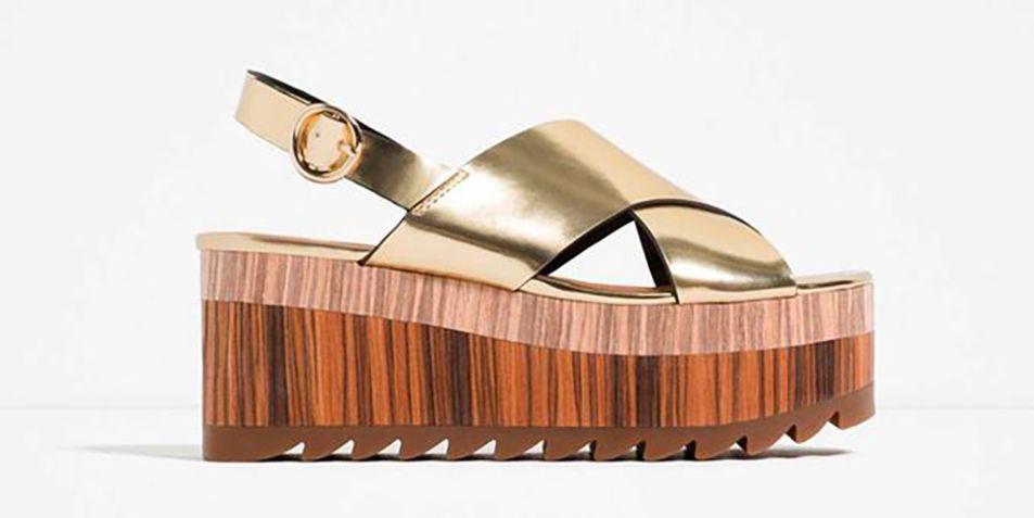 Estas sandalias de Zara provocan quemaduras en los pies