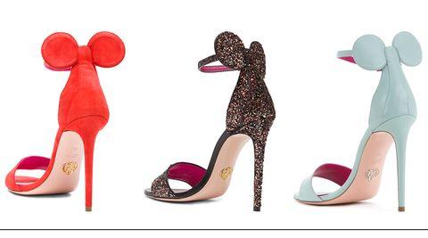 estilo de moda volumen grande niño Nueva #cosmobsesión: zapatos de Minnie Mouse