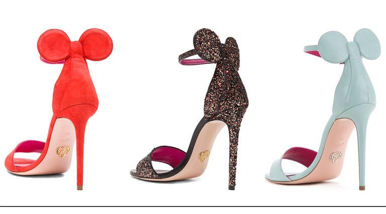 Nueva #cosmobsesión: zapatos de Minnie Mouse