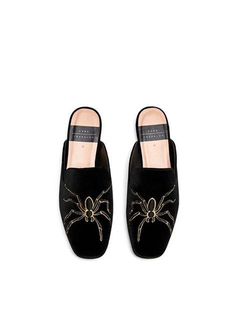 Footwear, Shoe, Mary jane, Beige, Sandal, Slipper, Leather, Slingback,