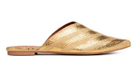 Footwear, Tan, Shoe, Brown, Beige, Slingback, Slipper, Sandal,